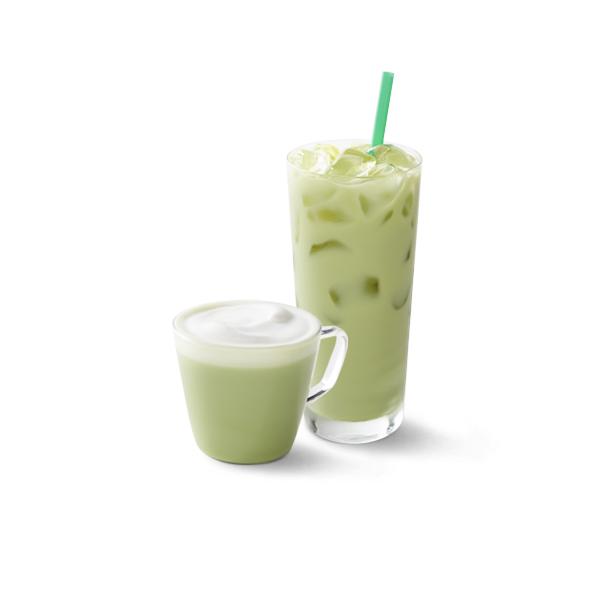 Starbucks Soy Green Tea Latte