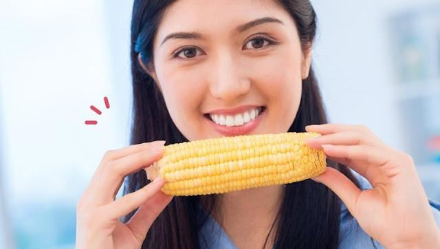Jagung adalah salah satu makanan yang enak untuk ibu hamil muda