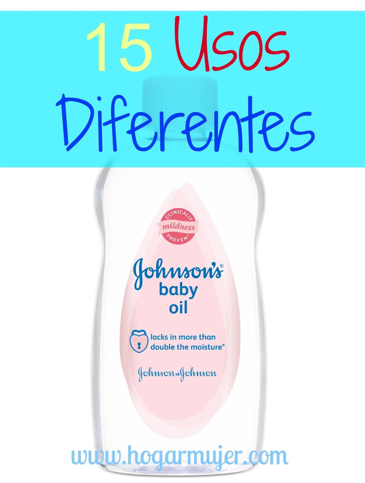 aceite,de,beb,e,15 usos diferentes