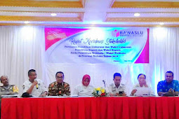 Bawaslu Maluku Gelar Rakor dengan Stakeholder di Tual dan Maluku Tenggara