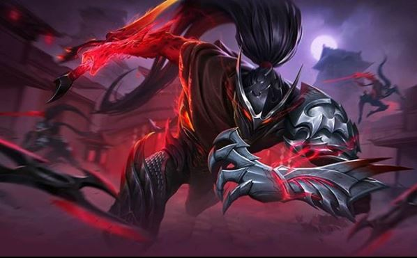 Skin Epic Hayabusa - Shadow of Obscurity