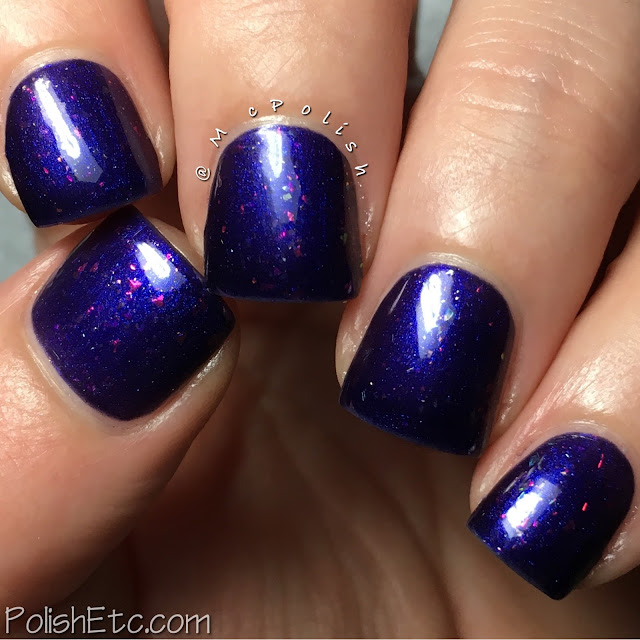 Road to Polish Con - Week 6 - McPolish - Funhouse by Supernatural Lacquer