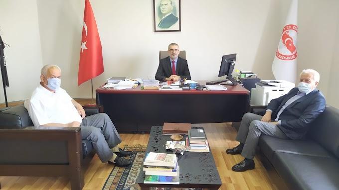 Belediye Başkanı Saygı'dan bir dizi Ankara ziyaretleri