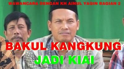 Wawancara Santai dengan KH Ainul Yaqin Pendiri Ponpes Hamalatul Quran Jogoroto Jombang (Bagian 3-Habis)