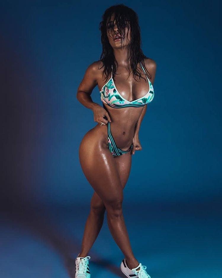 Tianna Gregory Photoshoot