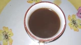 नींबू की चाय