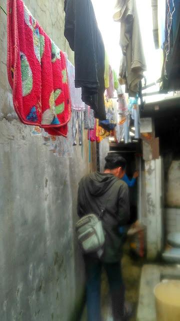 ngaleut kampung dobi bandung