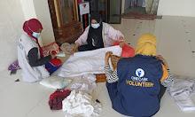 Voice Parepare Naungan One Care Bersih-bersih Masjid