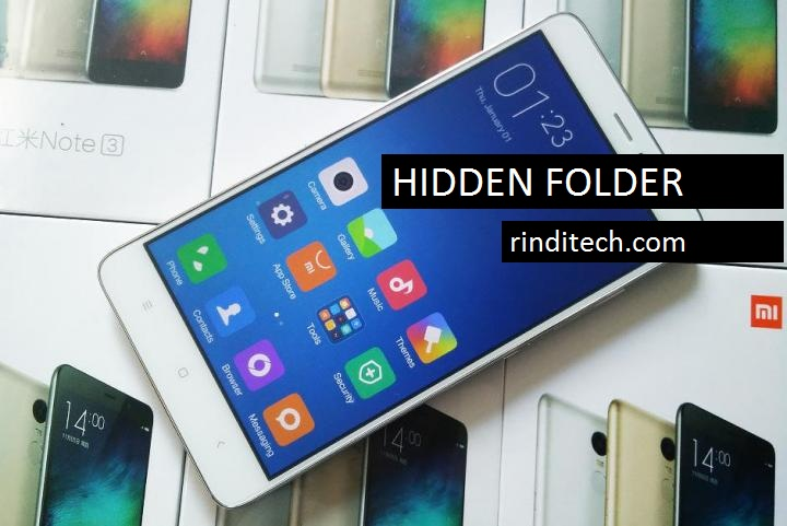 Easy step on How To Hide and Unhide Photos on Your Xiaomi Smartphone