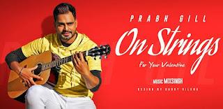On Strings - Prabh Gill