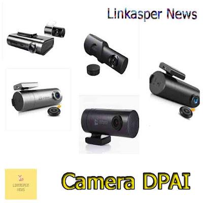Tổng hợp các mẫu Camera hành trình Dpai