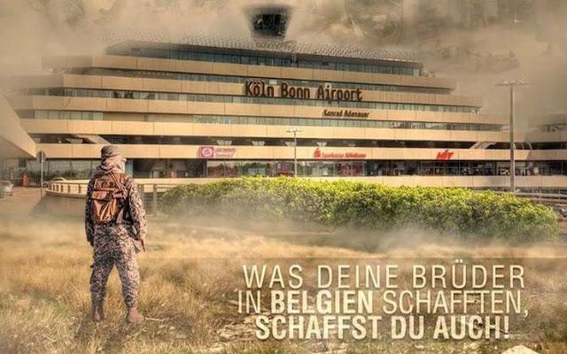 Οι προστατευόμενοι της mama Merkel απειλούν με χτύπημα και τη Γερμανία