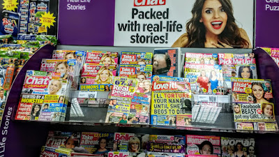 """Women's Chat Mags - Beasts, Monsters, and """"torturing your Nan until she begs to die."""""""