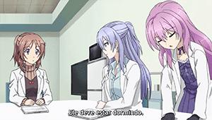Rikei ga Koi ni Ochita no de Shoumeishitemita. Episodio 05