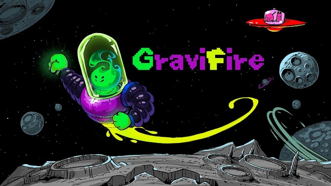GraviFire Review | Green Fire Goes to Space