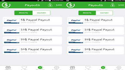 ربح المال من تطبيقات