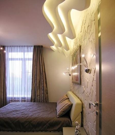 8 Modern Bedroom Lighting Ideas: Ceiling Designs