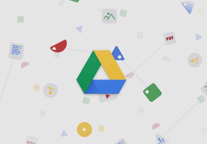 كيفية قفل وتأمين محرك جوجل google drive على iPhone و iPad