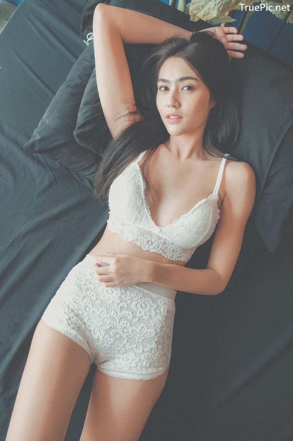 Image-Thailand-Model-Baifern-Rinrucha-Kamnark-White-Lingerie-TruePic.net- Picture-10