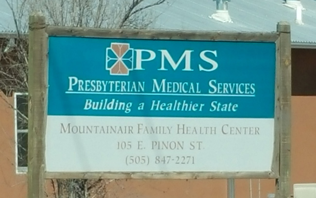 Presbyterian Medical Services in Mountainair New Mexico