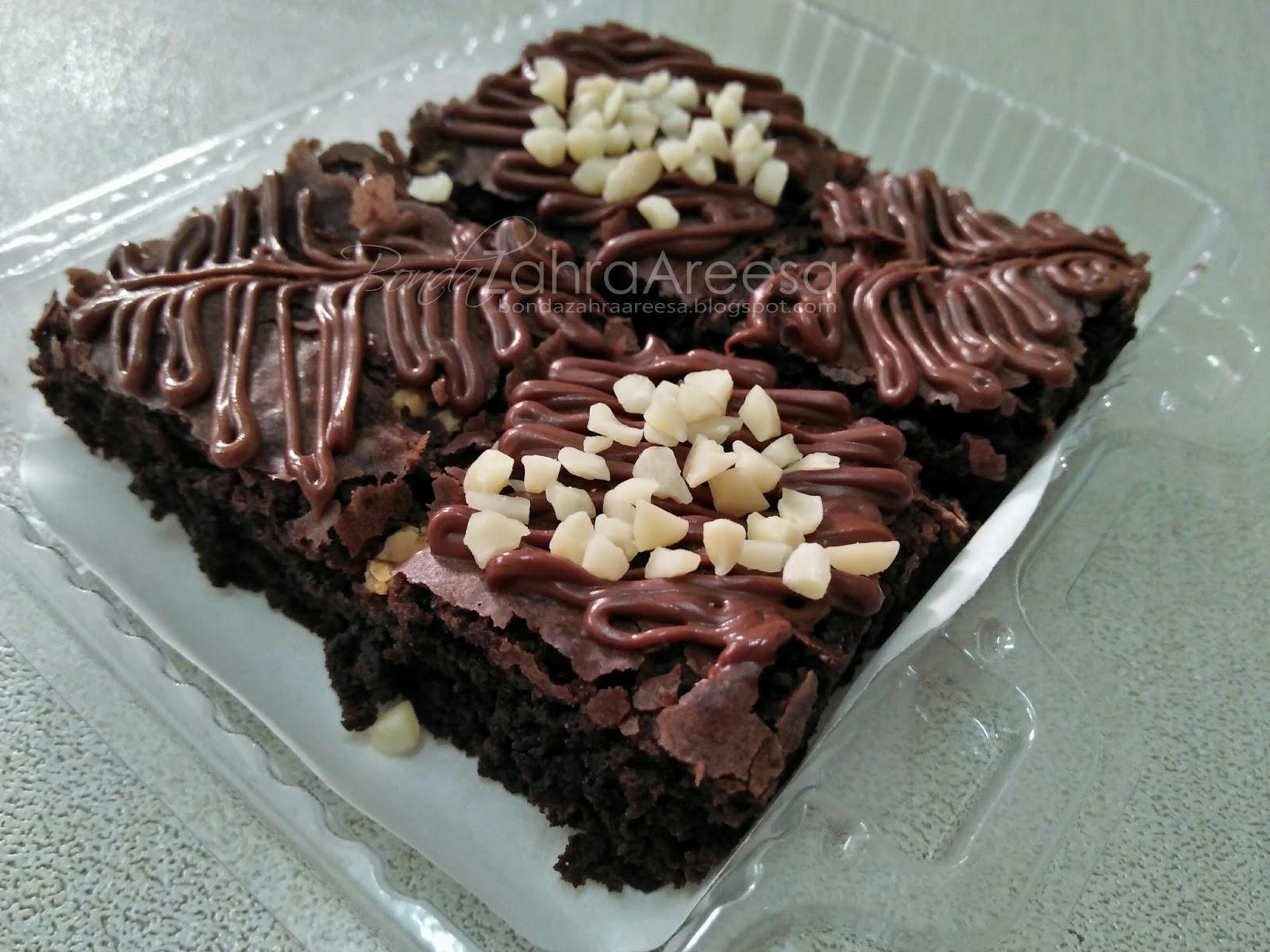 Brownies sedap & murah