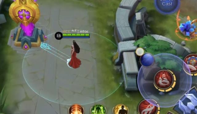 Mobile Legends Keluarkan Hero Catriona dengan Skill Yang Bisa menambah Hp Turret
