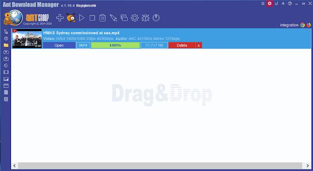 برنامج Ant Download Manager كامل  المنافس الاقوى لبرنامج داونلود مانجر