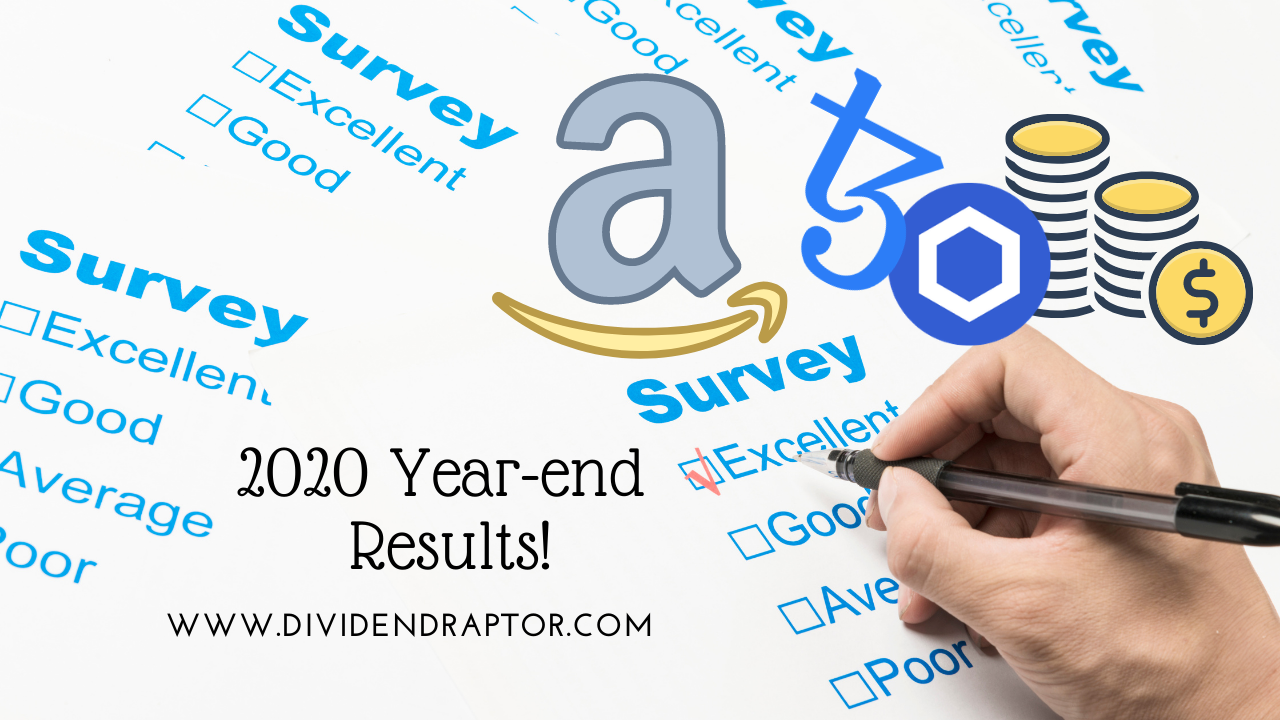 Thumbnail of My 2020 Year-end results with Amazon Mturk | dividendraptor.com
