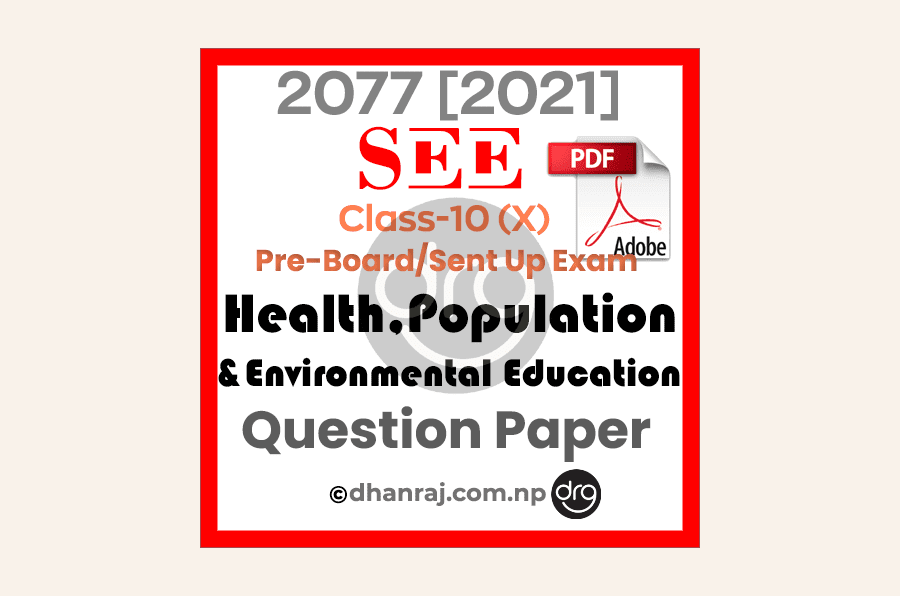 Health-Population-and-Environment-Education-Class-10-SEE-Pre-Board-Exam-Question-Paper-2077-PABSON