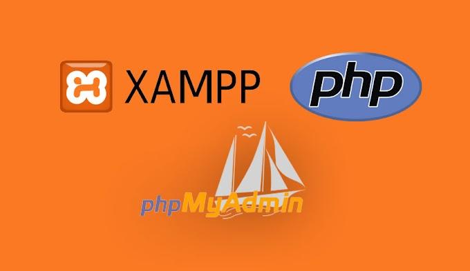 Cara Merubah Directory Htdocs pada Xampp dengan Webserver Apache
