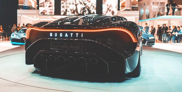 2020年は「ブガッティ」の年?謎の投稿とSUVやEVなどの新型車の噂も。