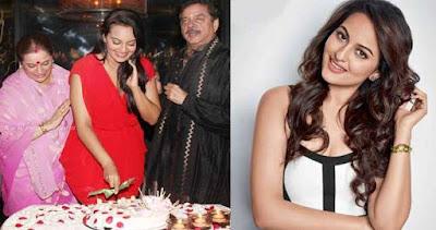 Sonakshi sinha Birthday plan