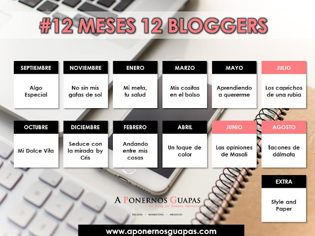 #12meses12bloggers A Ponernos Guapas Oriflame