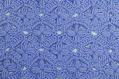 1 - IMAGEN Puntada de flores a crochet y ganchillo. Fácil y sencillo. MAJOVEL CROCHET
