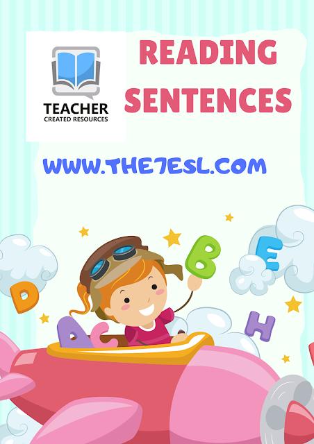 Reading Sentences CVC words