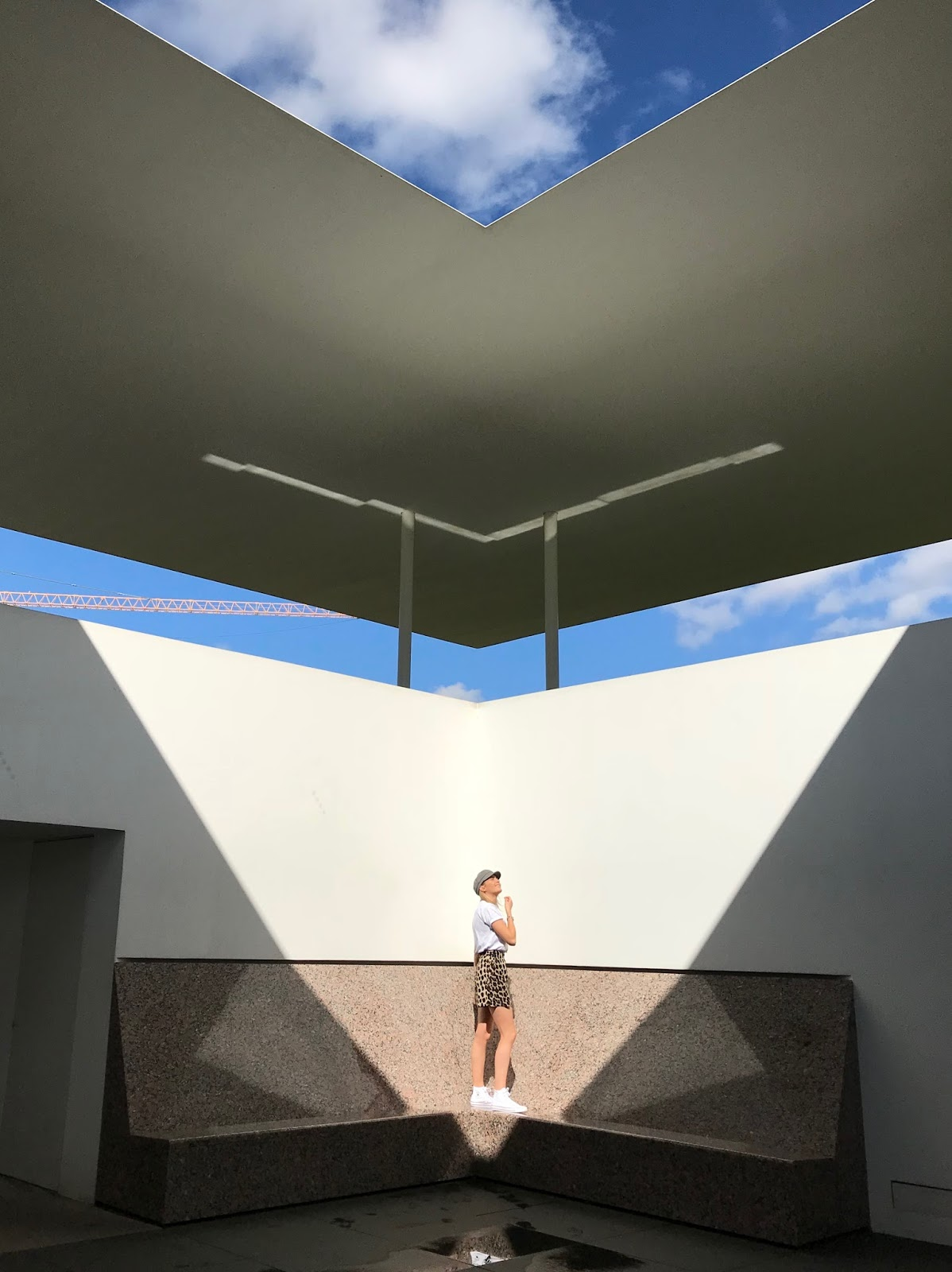 James Turrell Skyspace at Rice University