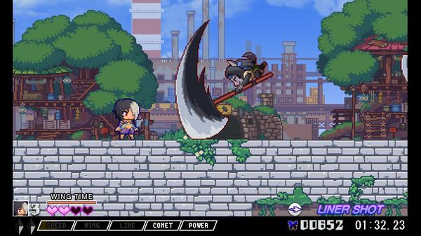 The Legend of Dark Witch (USA) Screenshots #2