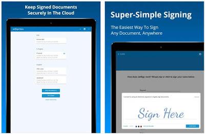 JetSign firmar documentos en PDF online