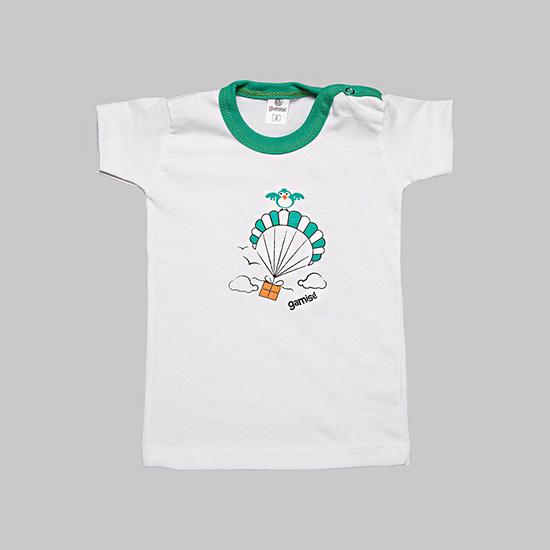 Moda 2018 para bebés. Bodies, remeras y shorts para bebes primavera verano 2018.