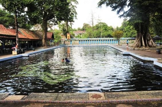 Pesona Keindahan Obyek Wisata Pemandian Cibulan Di Cirebon