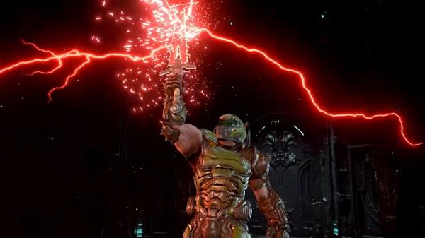 لعبة Doom Eternal تحصل على عرض جديد لطريقة اللعب