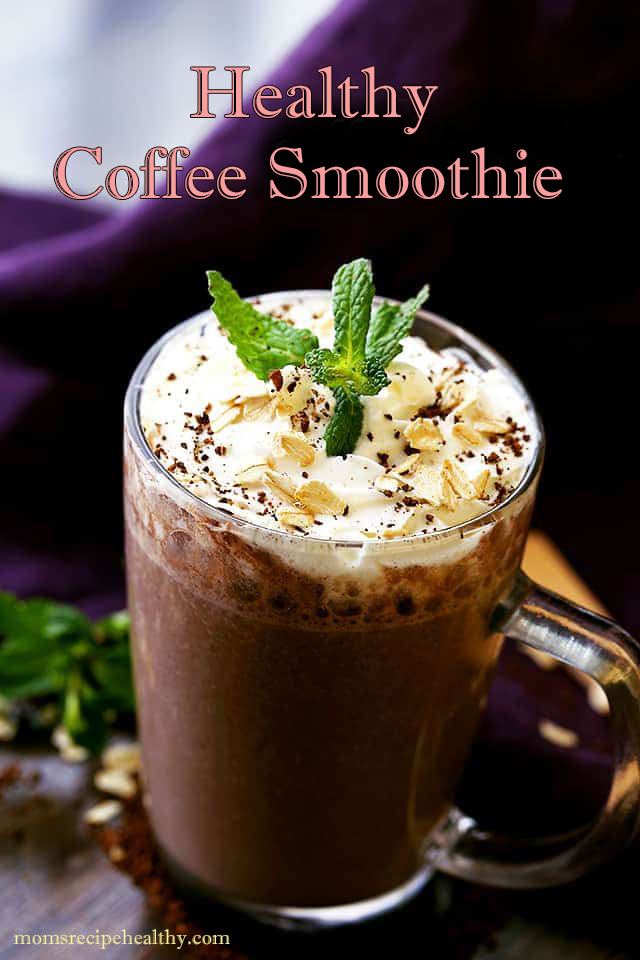 Healthy Coffee Smoothie [Video]