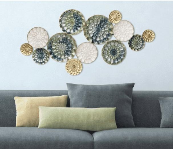 View Stratton Home Decor Acrylic Burst Wall Decor 3-Piece Set Pics