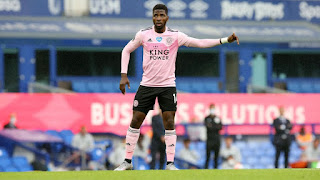Iheanacho sends warning to Ndidi & Leicester players after Everton defeat