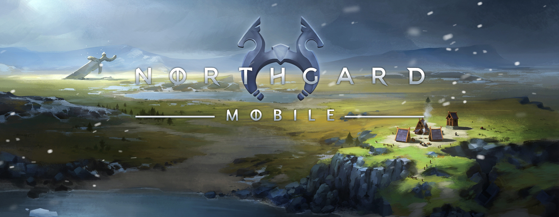 NORTHGARD is now available on Android