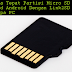 Cara Tepat Partisi Micro SD Card Android Dengan Link2SD Tanpa PC