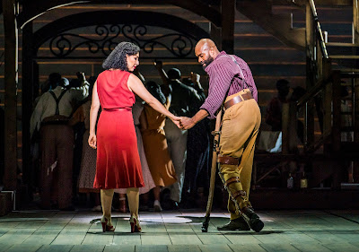 Gershwin: Porgy and Bess - Nicole Cabell, Eric Greene - English National Opera (Photo Tristram Kenton)