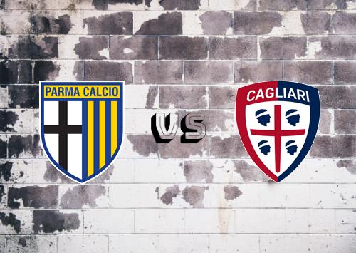 Parma vs Cagliari  Resumen