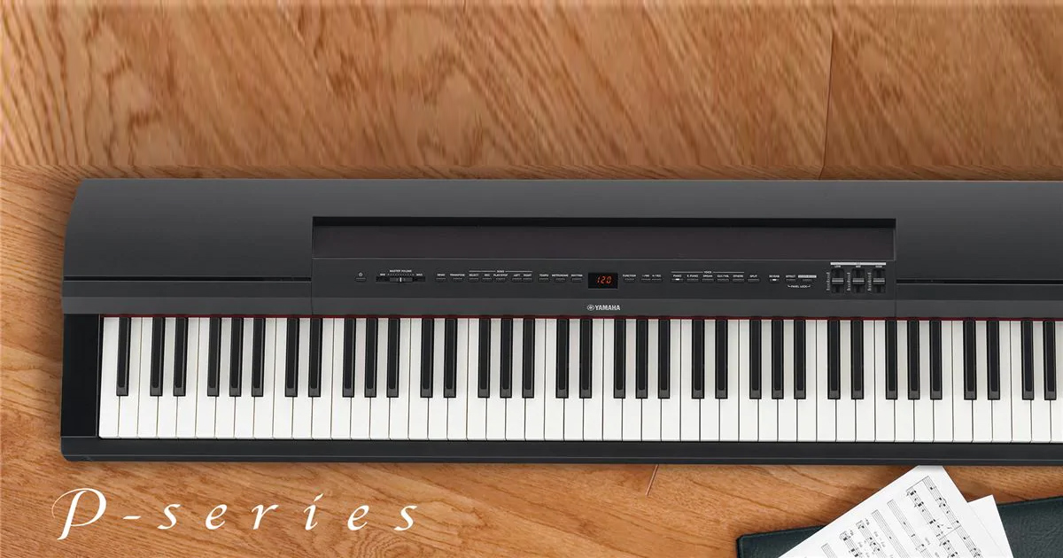 Bán Đàn Piano Điện Yamaha Chính Hãng