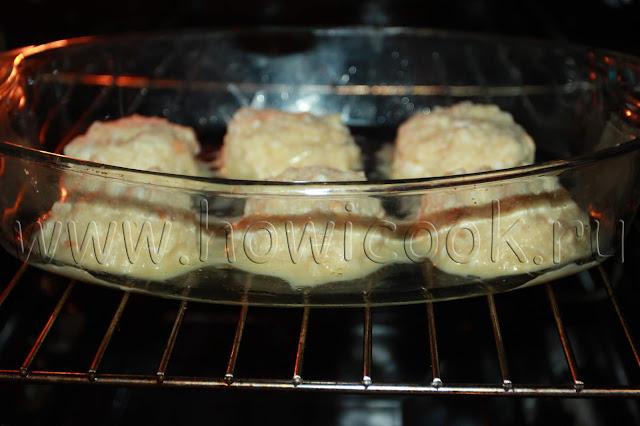 рецепт рыбных биточков с овощным рагу с пошаговыми фото